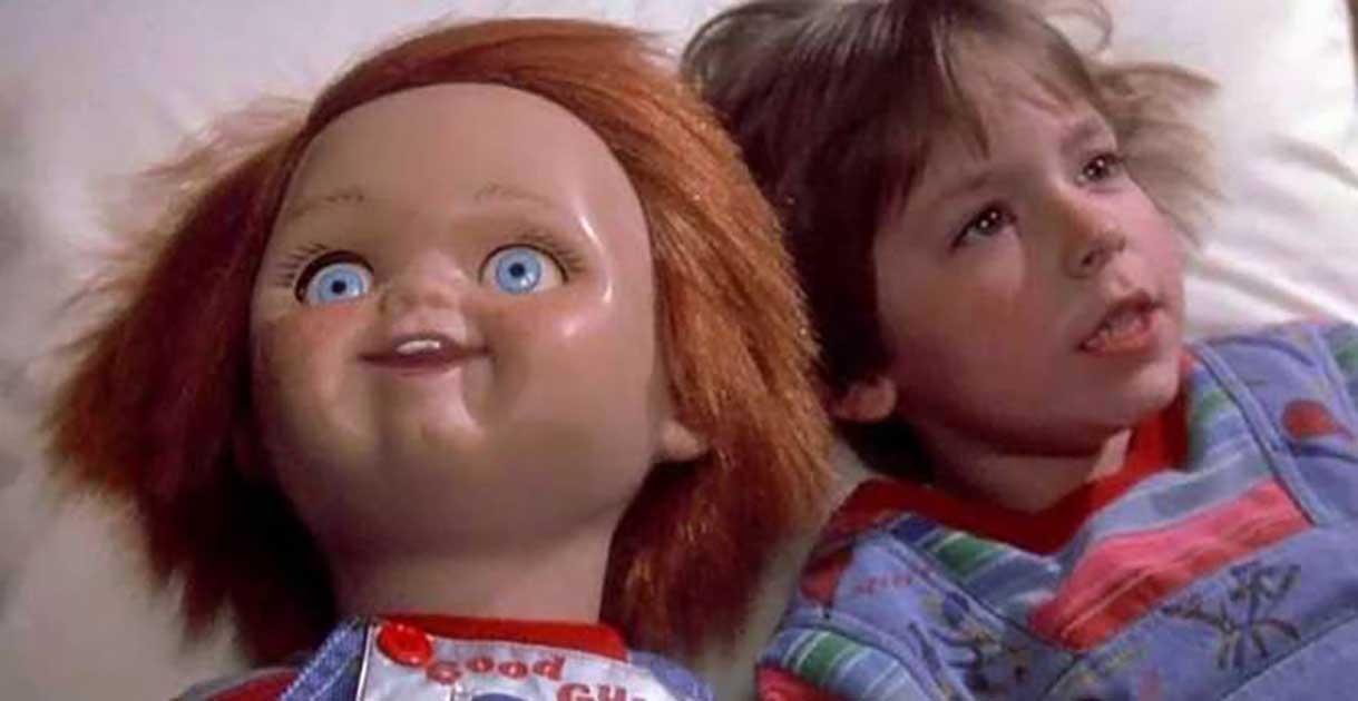 Vaikų žaidimai (Child's Play, 1988)